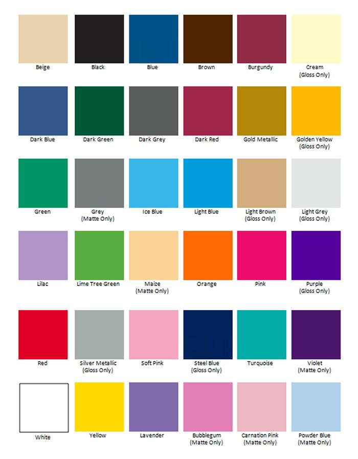 Vinyl colors and fonts lds vinyl decals llc vinyl for Vinyl lettering colors